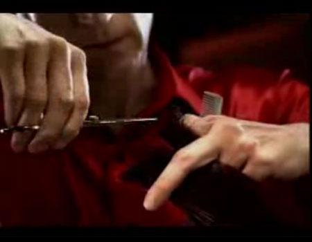 Vidal Sasson Japanese Television Commercial, 2006